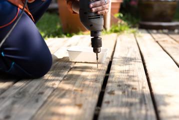premium deck builder tampa